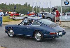 1965 Porsche 911 (Thumpr455) Tags: auto blue car nikon october automobile european 911 german porsche bmw zentrum 1965 d800 flatsix 2013 greersouthcarolina euroautofest worldcars