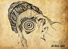 Desenho - Melina Souza - de duas, uma (De duas, uma) Tags: camera art brasil tattoo illustration ink design sketch arte gorro drawing amor creative doodle corao draw fotografia ilustrao desenho doodling tatuagem criativo criatividade touca girlwithcamera melinasouza larissagrace braziltattoo aseriesofserendipity renatadias deduasuma melsouza fotgrafadesenho