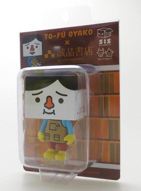 Devilrobots 豆腐人 X 誠品書店