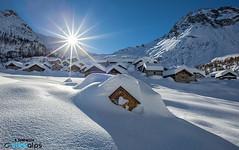 Happy New Year to all (pgpaulagonzalez) Tags: winter wild italy sun snow mountains alps canon dawn landscapes pasture crucifix lombardia alpe valtellina chiavenna sondrio valchiavenna 500px lendine ifttt