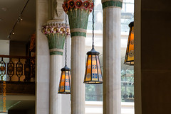New York City (Edi Bhler) Tags: structure glasmalerei bauwerk sulen structuredetail fujifilmxe1 xf1855mmf284rlmois bauwerkdetail