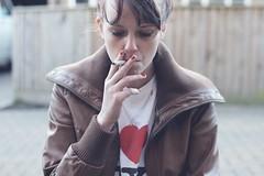 (sophiefordham) Tags: girl canon smoke portraiture