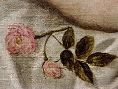 Tizian: Danae (nach /after 1554) (Detail) (Anita Pravits) Tags: vienna wien rose museum painting renaissance khm kunsthistorischesmuseum malerei gemlde highrenaissance tizian hochrenaissance
