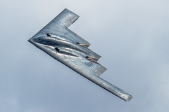 B-2 Spirit Bomber (f1crazed) Tags: field washington unitedstates flight b2 stealth mcchord bomber usaf f1crazed jointbaselewismcchord mcchordfield vision:mountain=0801 vision:outdoor=099 vision:sk