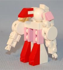 Egg 1 (Mantis.King) Tags: lego scifi mecha mech moc microscale mechaton mfz mf0 mobileframezero