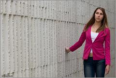Vera in pink Jacket (Peter Heuts) Tags: netherlands beautiful beauty dutch june photography utrecht sony full jeans peter 99 frame denim alpha bas vera nederlands pays niederlande dutchgirl spijkerbroek modelshoot dutchbeauty 2013 a99 sal70200g dutchmodel heuts nederlandsmodel fillehollandaise niederländischesmodell