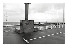 Normandie (Phil C3) Tags: street bw film blackwhite noiretblanc 28mm nb normandie minoltasrt101 argentique analogique royalwinnipegrifles vision:text=0599 vision:outdoor=0644