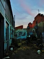 IMG_3282 (MickDermott) Tags: street urban streetart ex canon graffiti alley melbourne brunswick backalleys g15