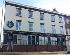 "The Sandon Lion, Kirkdale, Liverpool • <a style=""font-size:0.8em;"" href=""http://www.flickr.com/photos/9840291@N03/12932449214/"" target=""_blank"">View on Flickr</a>"