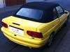 24 Ford Escort Cabrio ab 91 Stoffverdeck von CK-Cabrio ca. 10 Jahre alt gbs 02