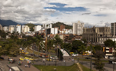 View of Pereira from Plaza Victoria (Michael Evans - Colombia) Tags: colombia risaralda pereira coffeetriangle