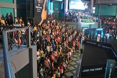Famemas Cheer Power of Malaysia (Famemas) Tags: final kuala lumpur takraw sepak istaf superseries famemas 201314