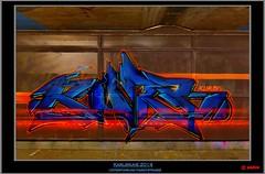 Graffiti  2014  - Karlsruhe - An der Alb: By KURB (pharoahsax) Tags: world street urban bw streetart get art colors wall writing germany painting deutschland graffiti artwork mural paint artist kunst tag tags an spray peinture urbanart painter writer alb graff baden karlsruhe der ka legal spraycan 2014 württemberg süden pmbvw hardtstrasse worldgetcolors