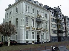 Arnhem, Rijnkade 4 - 8 (Davydutchy) Tags: river march kade kai rhine rhein quai rijn fleuve 2014 rivier rijnkade kaai rhin flus