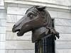 Cleveland Museum of Art 03-16-2014 - Chinese Zodiac 8 - Horse (David441491) Tags: horse statue bronze chinese zodiac clevelandmuseumofart
