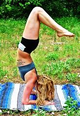 Austin Yoga (4ELEVEN Images) Tags: portrait nature yoga austin outdoors nikon texas outdoor fitness fit atx