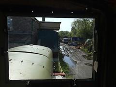 """May"" at Swanage Diesel Gala (DerekTP) Tags: diesel may railway locomotive gala swanage fowler shunter 4210132"