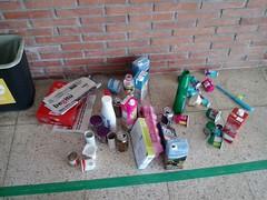 Actividades para celebrar el Da Internacional del Reciclaje. (Cruz Roja Bizkaia) Tags: valle cruz escolar bizkaia roja juventud exito asamblea lemona arratia