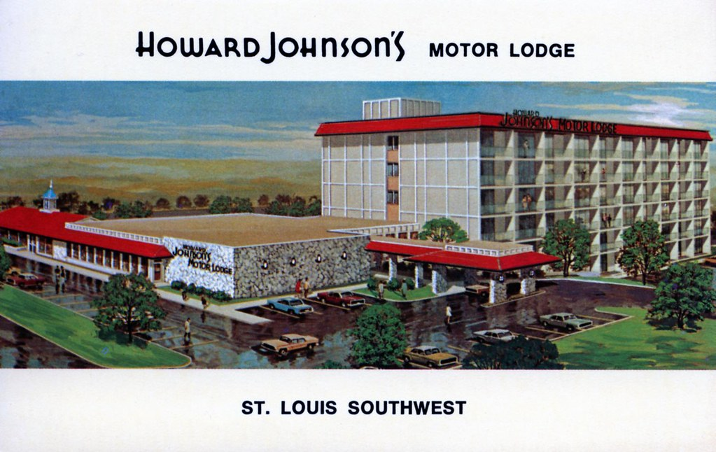 Motel  St Louis Mo