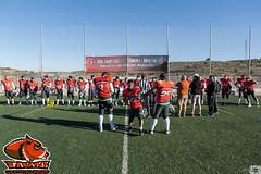 LNFA '14-15 Toros 21 - Jabatos 6