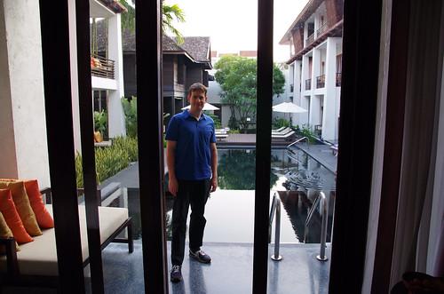 Chiang Mai hotel room