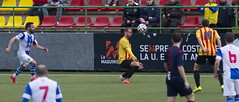 "Sant Andreu 2 Hercules 1 <a style=""margin-left:10px; font-size:0.8em;"" href=""http://www.flickr.com/photos/23459935@N06/15917258484/"" target=""_blank"">@flickr</a>"