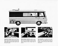 clark cortez brochure motorhome 1964