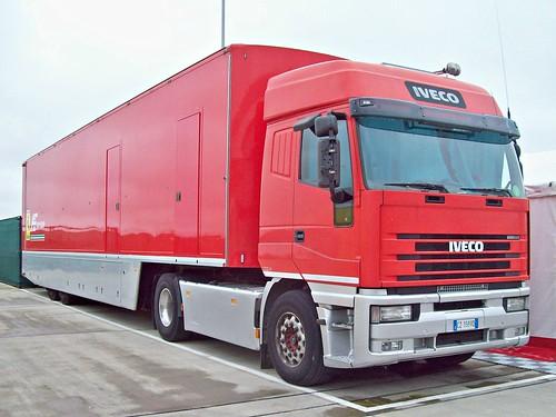 249 Iveco Eurostar Transporter Ff Corse A Photo On