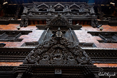 Wood carvings at the Kumari Ghar, Durbar Square, Kathmandu (Michał Olszewski) Tags: wood nepal sculpture art asia misc carving relief land kathmandu hanumandhoka kumarighar centralregion kathmandudurbarsquare basantapurdurbarsquare