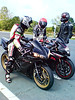 Three friends.