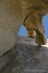 particolare della roccia dell'Orso, detail of the Bear rock (paolo.gislimberti) Tags: sardegna italy rocks italia sardinia geology rocce palau geologia