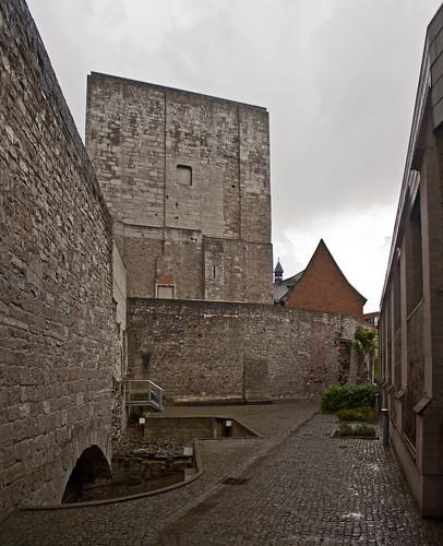 Ath - La tour Burbant