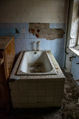 Duga-3 Base Infirmary (Big7000) Tags: warning early military system soviet bathtub base infirmary duga chernobyl
