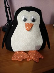 Pingu (-nickless-) Tags: penguin patchwork pingino portalpices