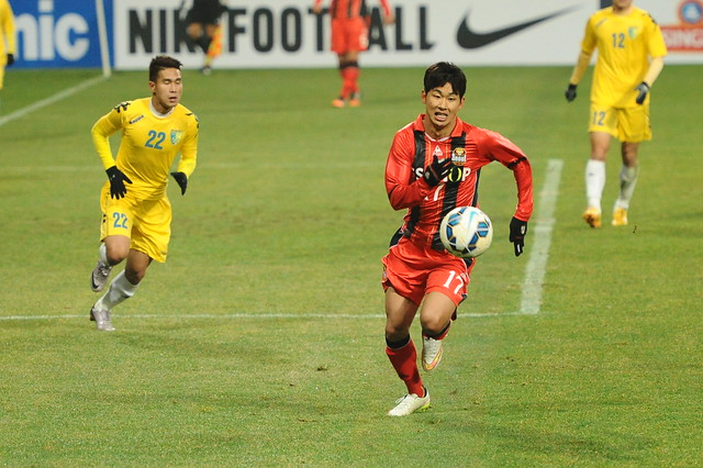 AFC CHAMPIONS LEAGUE 2015 Play Off