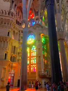 Sagrada Familia: the most amazing church of the world