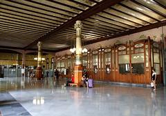 Stazione - Valencia (AngelaRosaria) Tags: travel valencia stazione viaggio spagna interno estacidelnord