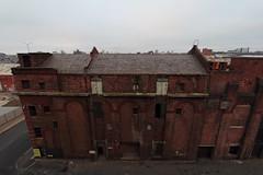 Liverpool Warehouse (scrappy nw) Tags: uk abandoned liverpool canon dock factory decay warehouse forgotten urbanexploration rotten derelict urbanexploring ue merseyside urbex scrappy liverpooldock canon600d scrappynw