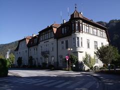 Town Hall, Frohnleiten, Austria (Norbert Bnhidi) Tags: austria oostenrijk sterreich ausztria steiermark autriche styria frohnleiten  stiria estiria ustria estria styrie stjerorszg stiermarken