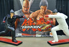 Tekken 7 (jpellgen) Tags: usa anime america comics toys spring nikon midwest downtown comic minneapolis msp sigma videogames mpls convention conventioncenter comicbooks twincities marvel comiccon mn cartoons con tekken wizardworld 2016 1770mm minnesots d7000