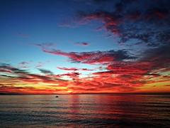 Amanecer (Antonio Chacon) Tags: espaa sunrise atardecer mar spain andalucia costadelsol mediterrneo mlaga marbella