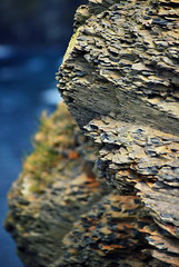 Stone (hannah_bergmann) Tags: ocean travel ireland boy sky people dublin girl beautiful beauty stone skyscape landscape reisen nikon stones irland cliffs atlantic human traveling cliffsofmoher landschaft stein moher waterscape klippen nikond60 enniston