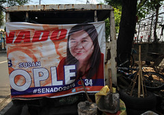 elections 2016 campaign signs 20 (_gem_) Tags: street city urban sign typography words text philippines politicians signage manila type metromanila politicianssigns elections2016