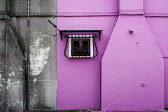 lilac and more (Explore 20-05-2016) (margycrane) Tags: venice italy building wall wow lilac venezia burano lilaccolour