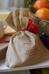 Christmas with Family (Ali Elan) Tags: christmas marzipan sack