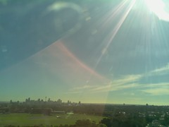 Sydney 2016 May 06 11:13 (ccrc_weather) Tags: morning sky outdoor sydney may australia automatic kensington unsw weatherstation 2016 aws ccrcweather