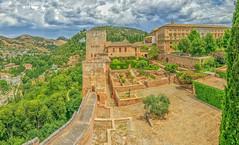 una colina... (von Renate Bomm) Tags: samsung we unesco alhambra granada pictureoftheday andalusien spanien weltkulturerbe 2016 366 maurisch sommerpalast flickrunitedaward renatebomm