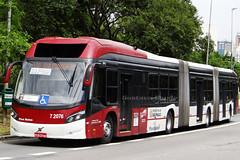 Campo Belo 7 2076 - CAIO Millennium BRT Volvo B360S (Busologando) Tags: volvo caio sopaulosp viaocampobelo b9salfb360s millenniumbrt
