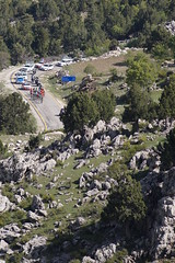 DSC00713 (cagristrava) Tags: road mountain sports nature bike race rural turkey cycling climb spain cyclist tour belgium sony trkiye caja antalya leader lotto alpha velo turkish roadbike peloton bisiklet elmal