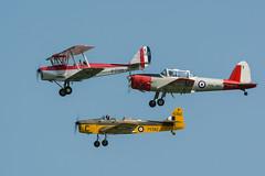 _DSC4472-10 (Ian. J. Winfield) Tags: plane aircraft aviation aeroplane airshow chipmunk miles naval tigermoth shuttleworth trainer raf dehavilland magister flynavy oldwarden